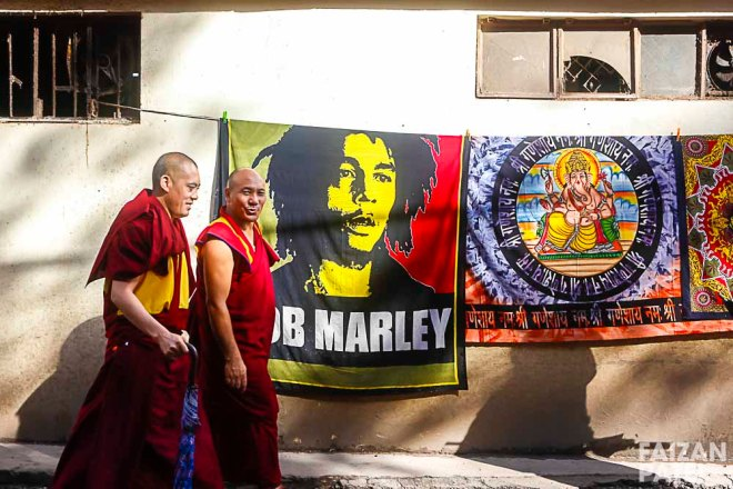 Monks and Marley