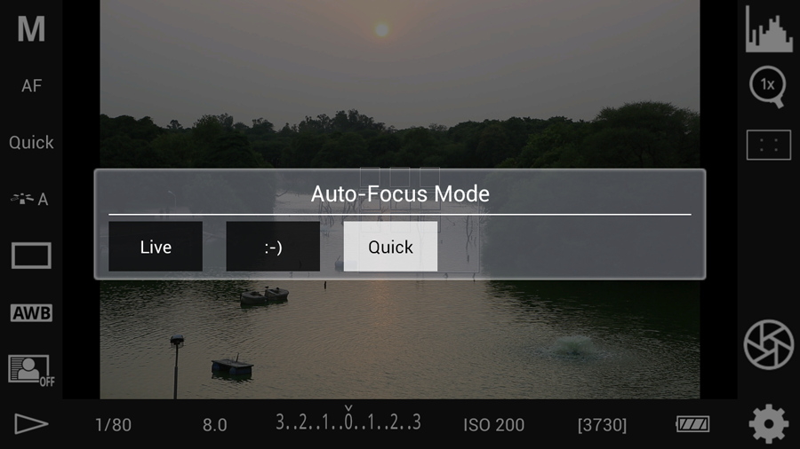 Auto Focus Mode