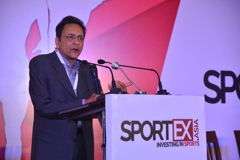 Raghvendra Madhav, Chairman SportEX Asia (1)