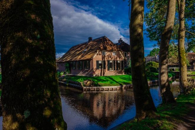 Giethoorn, Amsterdam, Faizan Patel