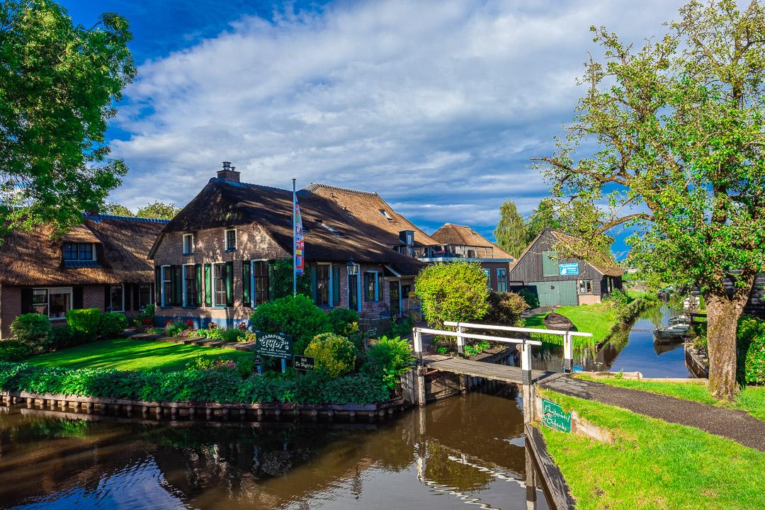 Amsterdam to Giethoorn, Faizan Patel